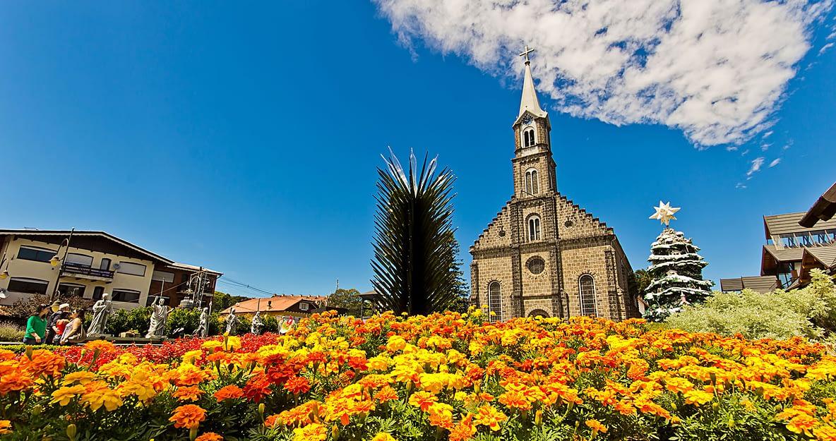 Igreja em Gramado