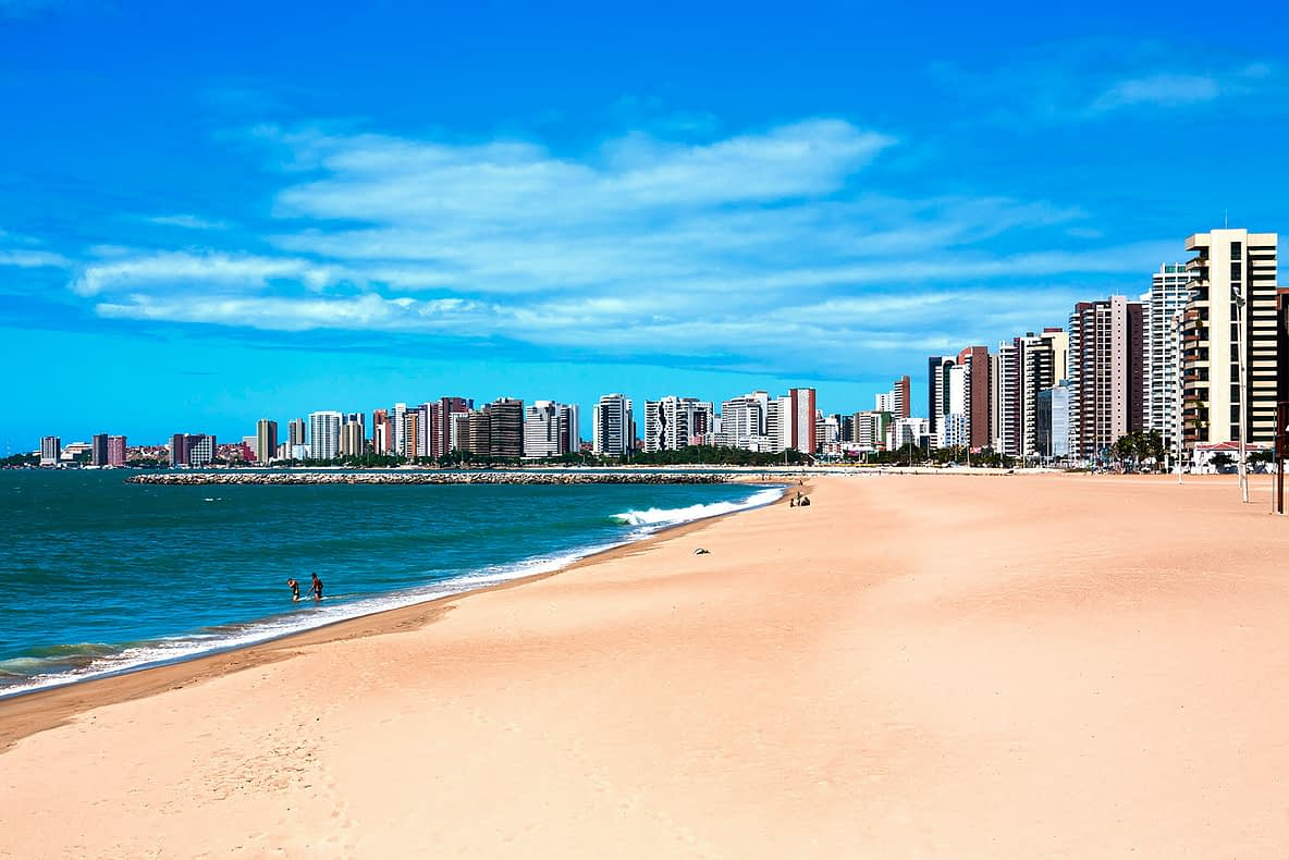 Orla de Fortaleza, Ceará