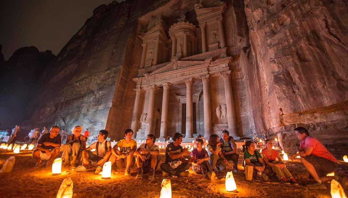 viagem jordânia