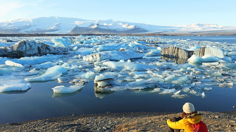 aventura na islândia